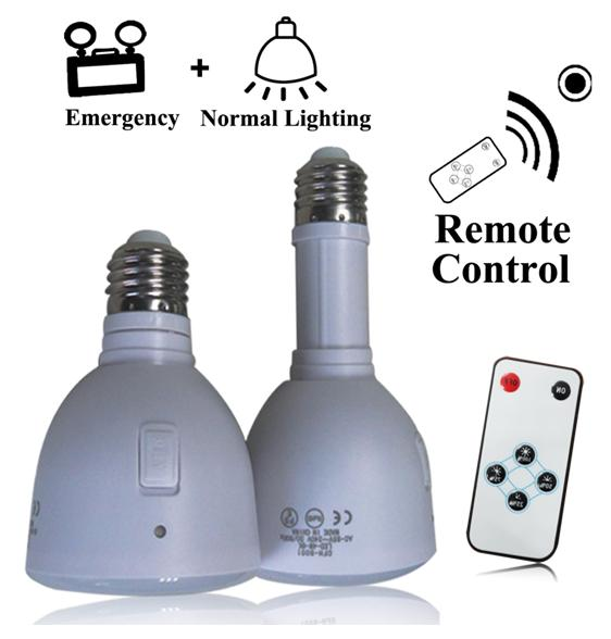 5W Dimmable Emergency LED Bulb