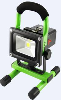 Replaceable Battery Case 5w LED Floodlight